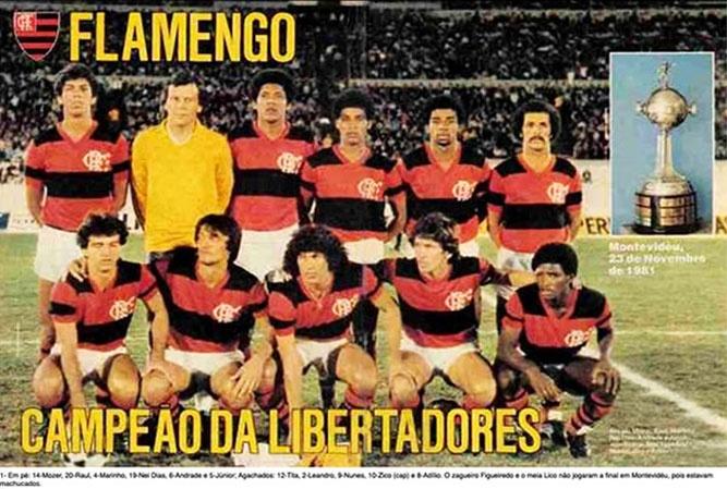 Clube de Regatas do Flamengo :: Site oficial do Clube mais querido do Brasil :: Beta - Libertadores
