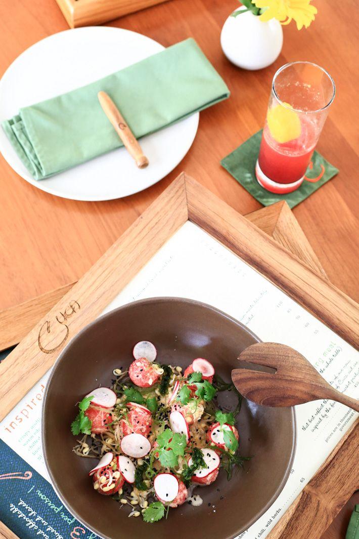 Cuca- serving amazing food using local ingredients in Jimbaran