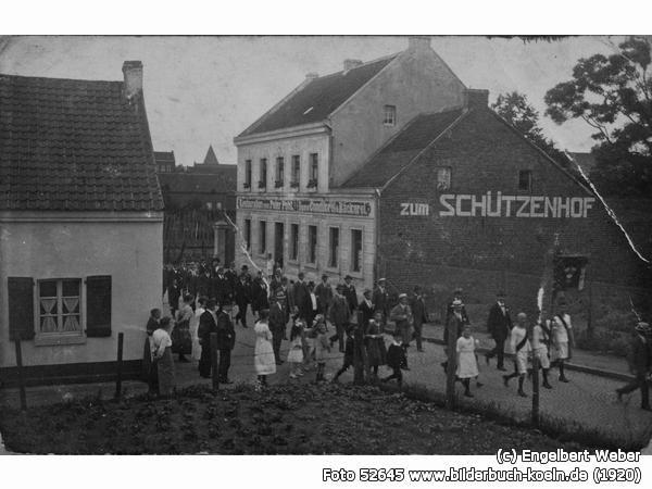 GaststättePeterPohl, Merkenicher Str. 175, 50735 Köln - Niehl (1920)