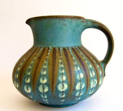 Retro Pottery Net: Noord-Seeland