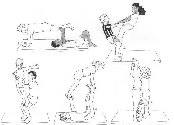 Suunnittelen liikuntaa