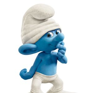 17 best images about les schtroumpfs on pinterest the smurfs the o 39 jays and what if - Stroumph grognon ...
