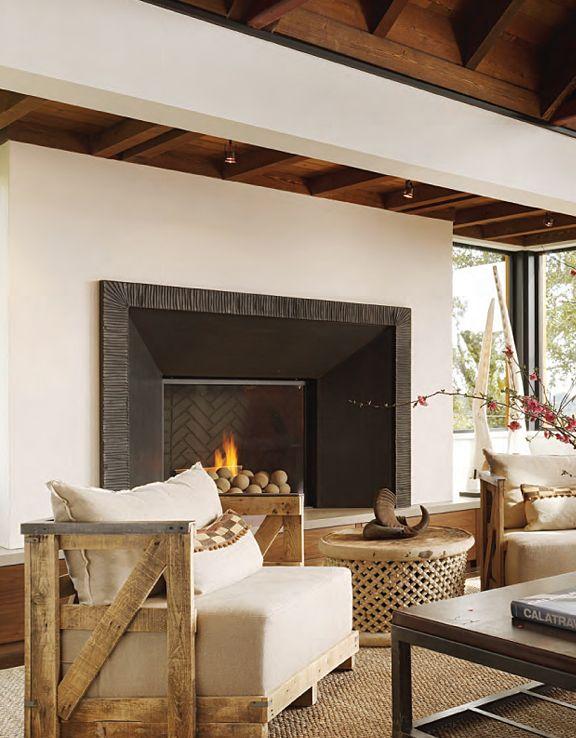 Erin Martin Design - great couch Lässt sich toll aus Palettenholz nachbauen!