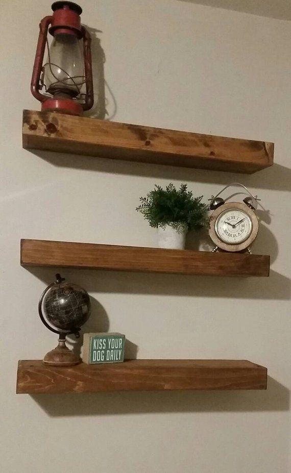 fantastic tricks can change your life floating shelves storage rh pinterest com