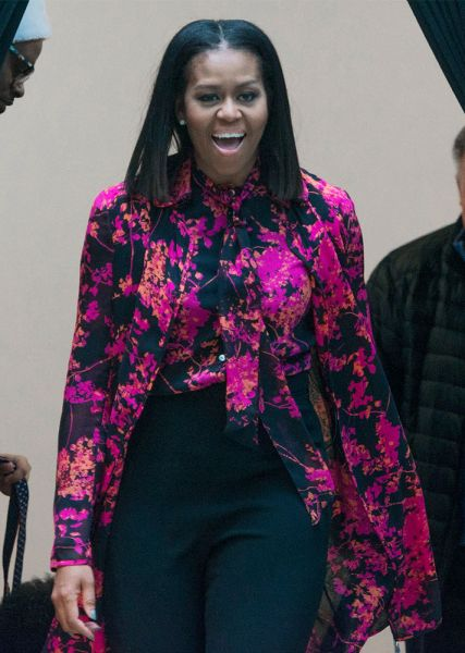 Michelle Obama Best Style Moments | StyleCaster
