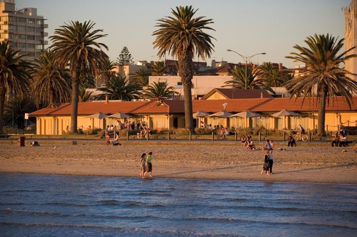 Our house on the beach. Donovans Restaurant