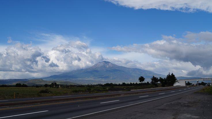 Pico de Orizaba, muy bello!!