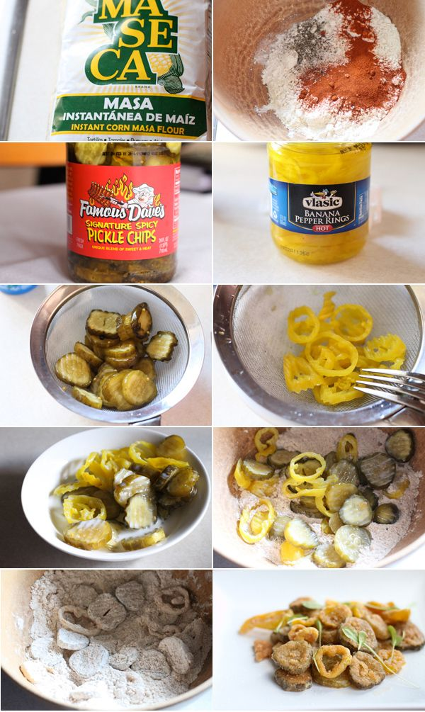 Fried Pickles – Frickles
