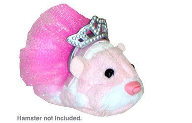 Zhu Zhu Pets Hamster Outfit Ballerina Hamster NOT Included! by Cepia. $4.99. Ballerina Dress and Crown. Zhu Zhu Hamster NOT included.. Ballerina Dress and Crown