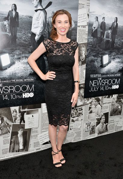 Wynn Everett Actress Wynn Everett arrives for the premiere of HBO's 'The Newsroom' Season 2 at Paramount Theater on the Paramount Studios lo...