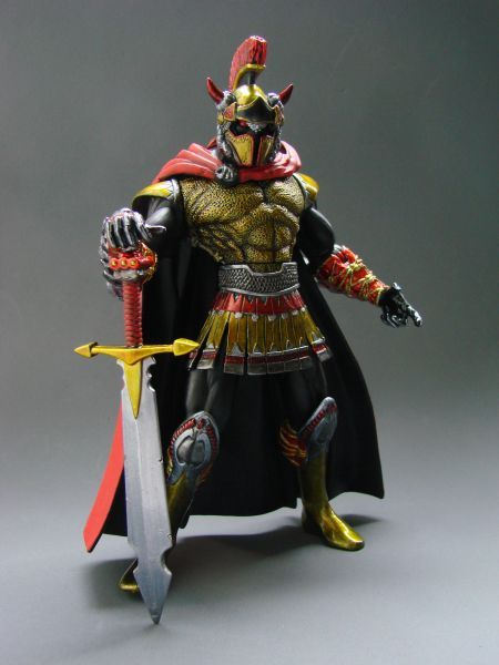 ARES GOD of WAR in Olympian Armor (DC Direct)   Custom ...