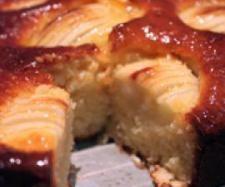 Glazed Apple & Coconut Tea Cake | Thermomix | @Cancer Council