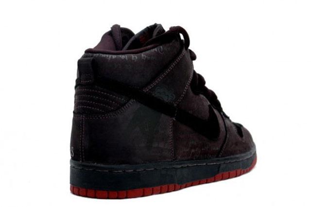 Nike SB Dunk High «Melvins»