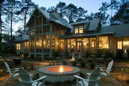 Lowcountry residence by Wayne Windham Architect.