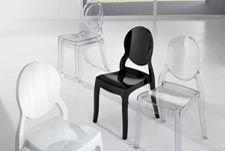 Καρέκλα Musa, Τραπεζαρίες : Καρέκλες,