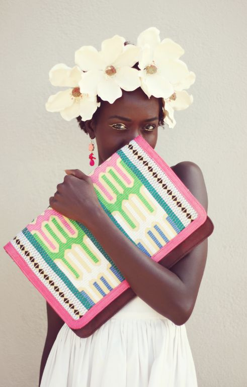 we want this clutch! @fomi made in ethiopia...must have must have!  http://www.africafashionguide.com/2014/11/fomi-ethiopian-fabulous-fashion-bag-and-footwear-brand/