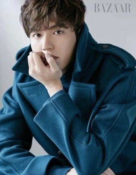 Lee Min Ho Poses for Bazaar Magazine   Koogle TV
