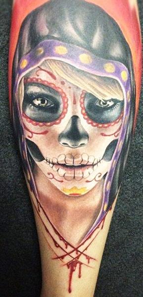 Tattoo Artist - Randy Engelhard - www.worldtattoogallery.com/tattoo_artist/randy_engelhard