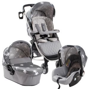 My Babiie Billie Faiers MB100Plus Travel System in Star