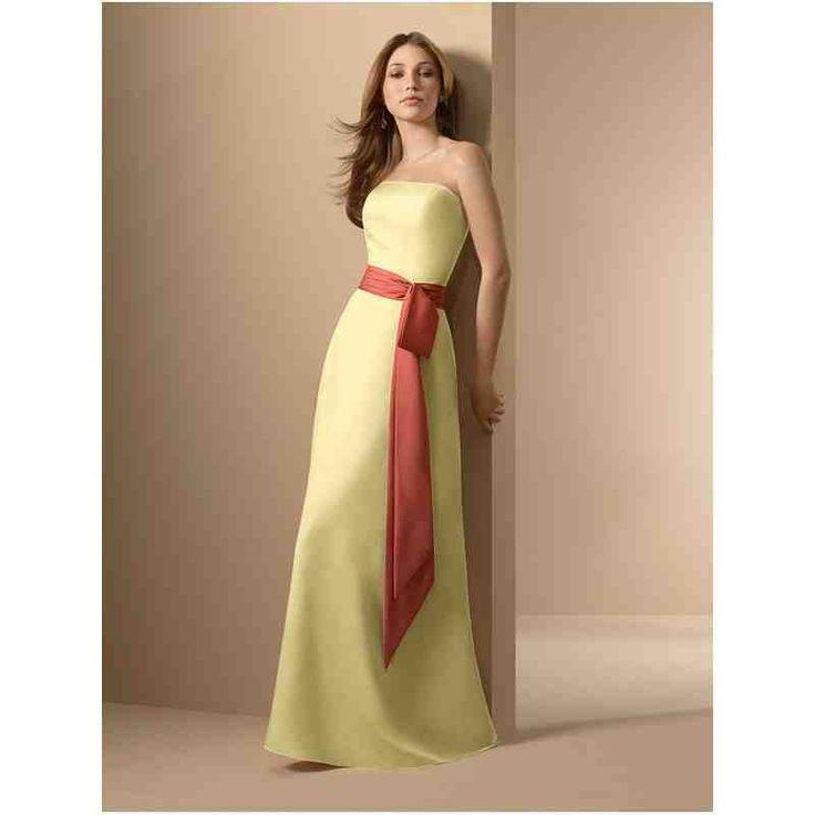 34 best orange bridesmaid dresses images on Pinterest ...