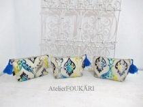 モロッコバッグ - -モロッコ雑貨とモロッコファッション|Atelier FOUKARI