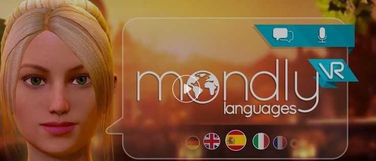 """Mondly Launches Virtual Reality for Learning Languages, Powered by Chatbots """"The popular language education application has combined voice chatbot technology with speech recognition in ..."""