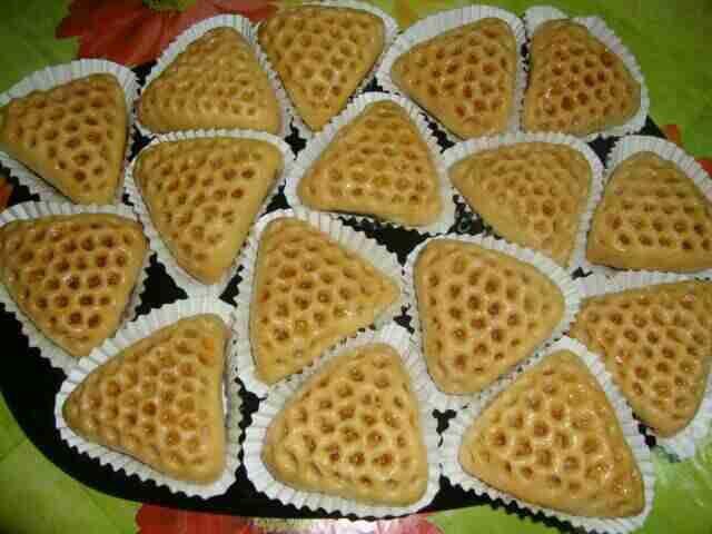 مسابقة أكلات ماما مقروط الشهدة زاكي Food Desserts Waffles