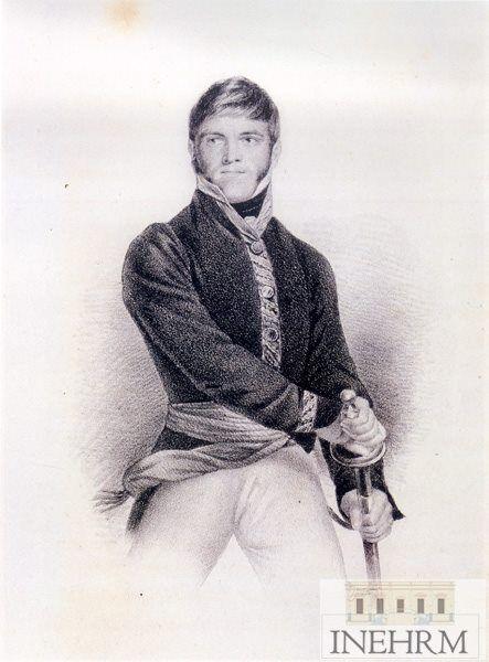 Efemérides INEHRM 11 de noviembre de 1817. Francisco Javier Mina, héroe de la independencia, es fusilado.