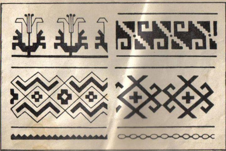 Srbske narodne šare - Serbian national patterns, Photo 15