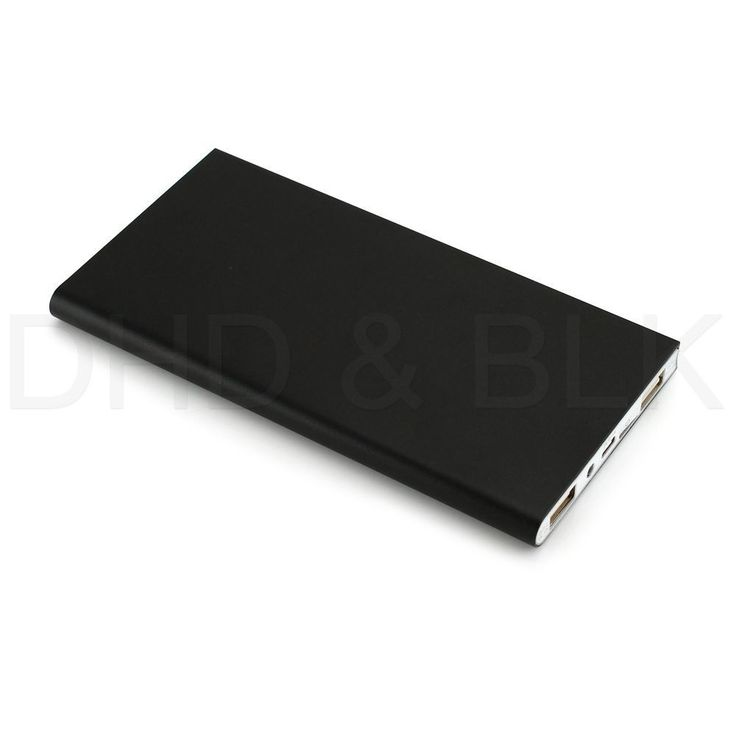 Ultra Thin 20000mAh Portable External Battery Charger Power Bank for Cell Phone #Drhotdeal