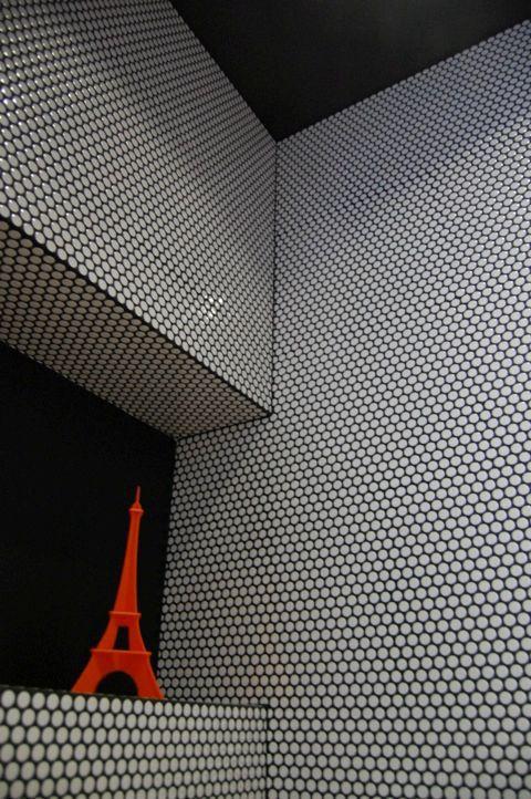 private bathroom - Paillettes collection - Lea Ceramiche