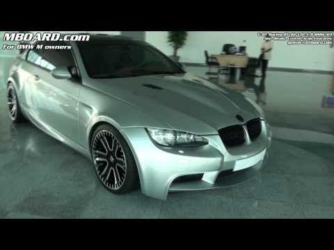 V-BT Racing BMW M3 V10 5,8 liter in Abu Dhabi: MBOARD.com - YouTube