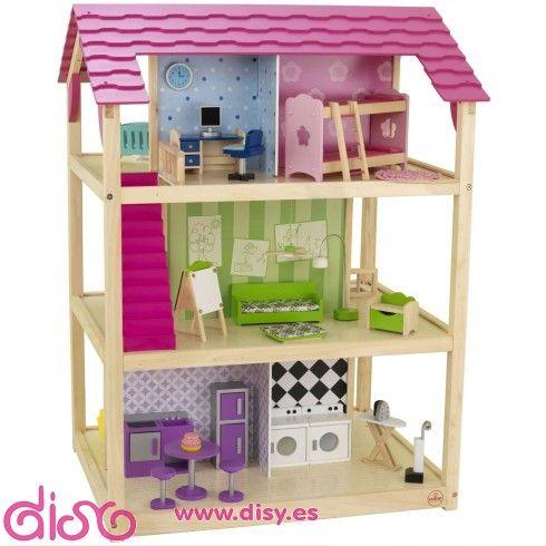 KidKraft Casa de muñecas So Chic 65078