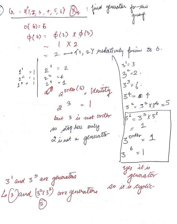 Finding generator math generation math equations