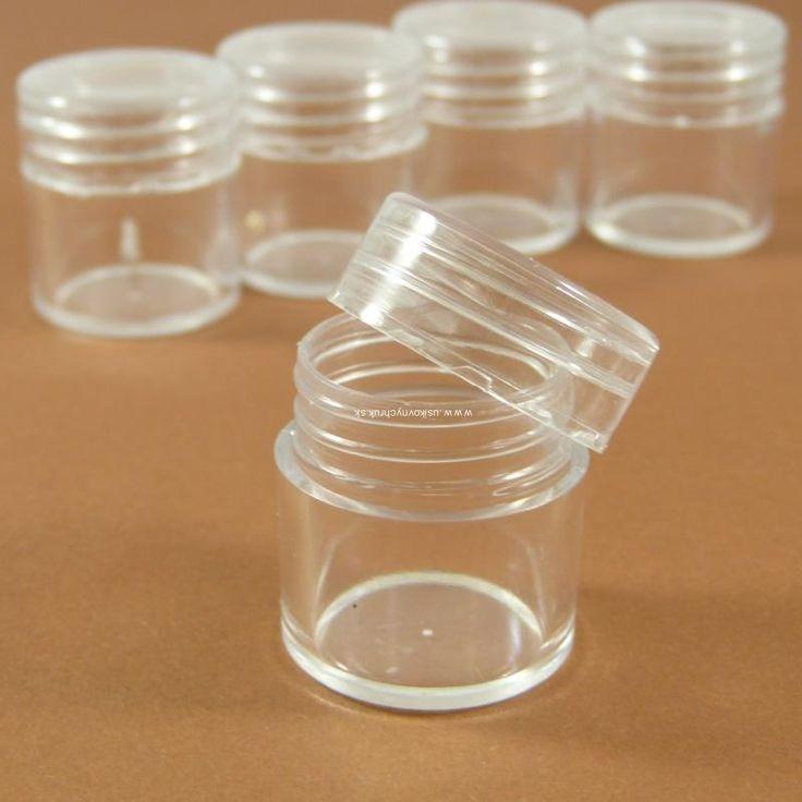 Plastový obal 7,5 ml