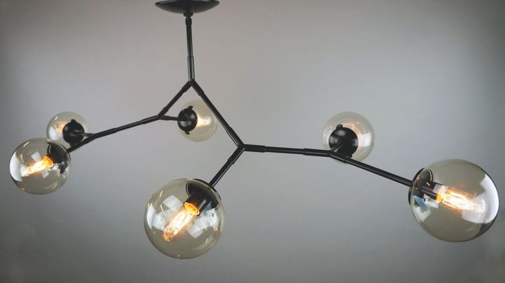 dining table branch chandelier