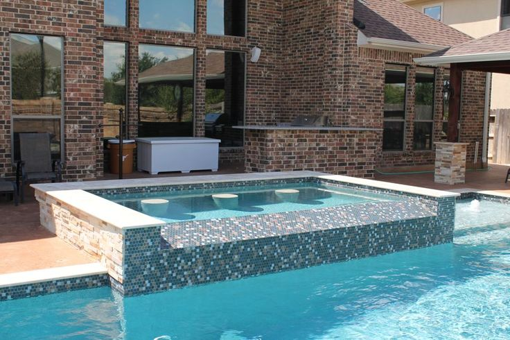 82 best pools spas images on pinterest pool spa pool for Top pool builders
