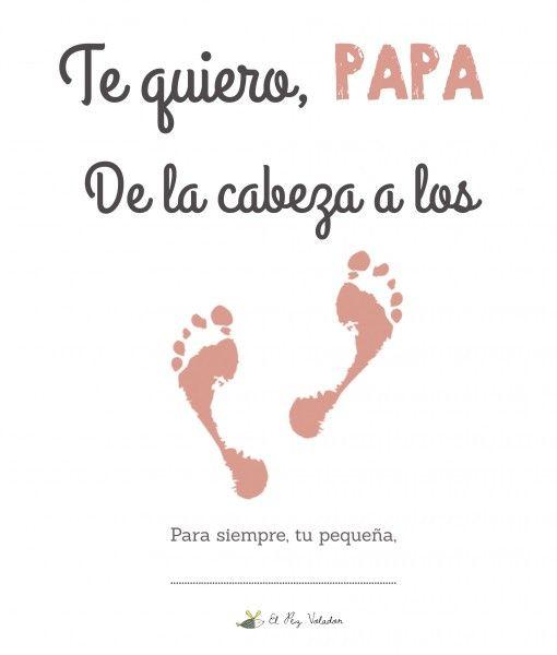 Lámina Día del Padre