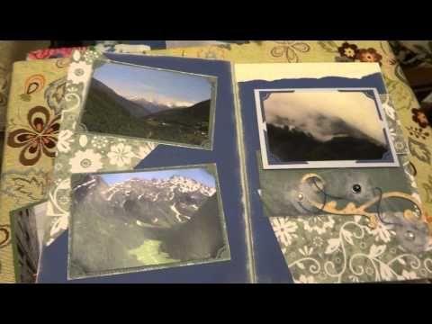 Скрап-Альбом путешествий