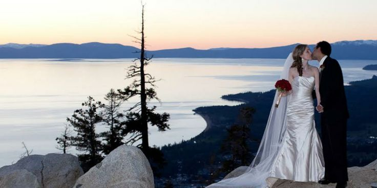 Lake Tahoe Resort Hotel is the perfect place for your beautiful South Lake Tahoe wedding. You can't beat Lake Tahoe for stunning beauty any time of the year. #destinationwedding #Tahoewedding www.tahoeweddingsites.com