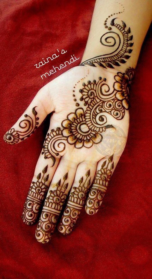 Best 25+ Mehndi Designs For Hands Ideas On Pinterest