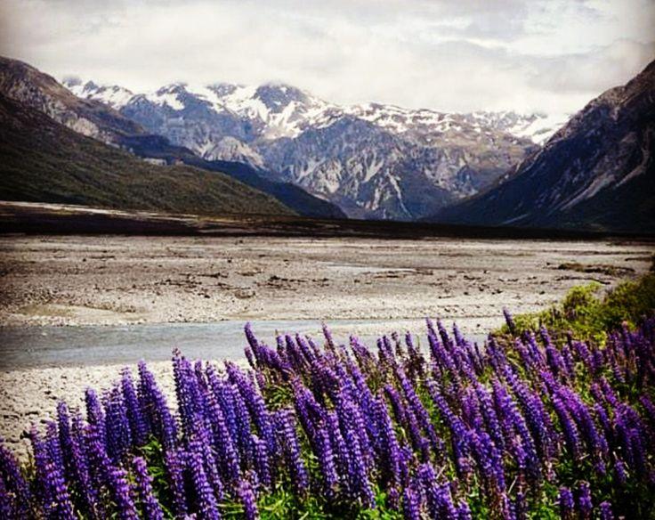 South Island, NZ somewhere near Arthurs pass I think
