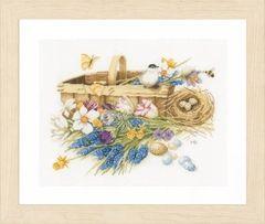 Lanarte Весенние цветы (Spring Flowers), 2800 рублей