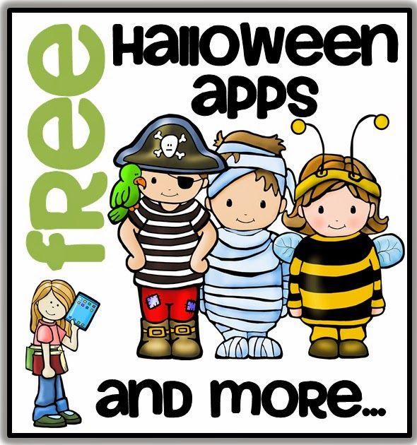 Smart Apps for Kids has been busy sorting through FREE Halloween apps. I love this site...