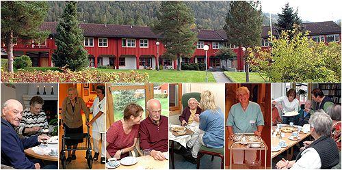 Centrul de ingrijire Snillfjord Foto: www.snillfjord.kommune.no