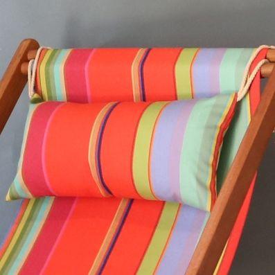 Head Rest for Deckchair | Petit Ara sunbrella