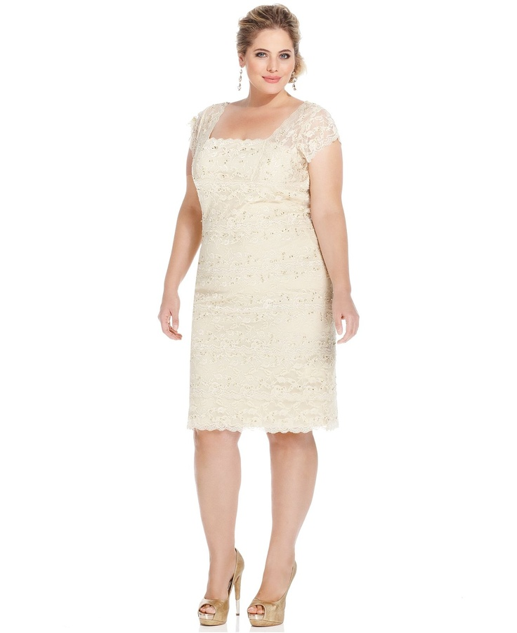 Prom Dresses: Macy\'s Plus Prom Dresses