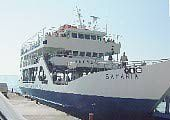 Find a Greek Ferry Godmother - Using Ferries and Hydrofoils in Greece - Travel by Ferry in Greece