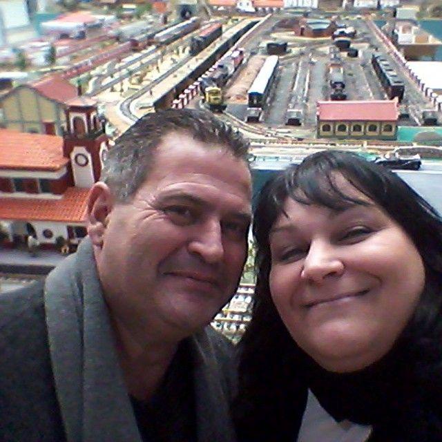 De paseo juntos. Disfrutando lo que la vida nos regala #GustavoyEly http://blog.GustavoyEly.com