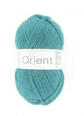 Fil à tricoter spécial été ! ORIENT : un fil perlé et brillant aux couleurs tutti fruitti !